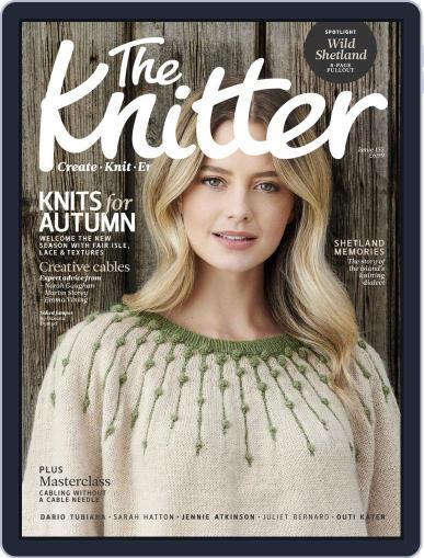 The Knitter Magazine (Digital) September 9th, 2020 Issue Cover