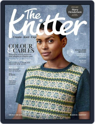 The Knitter Magazine (Digital) January 27th, 2021 Issue Cover
