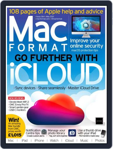 MacFormat Magazine (Digital) May 1st, 2021 Issue Cover
