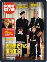 Point De Vue Magazine (Digital) Subscription December 1st, 2020 Issue