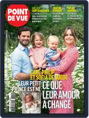 Point De Vue Magazine (Digital) Subscription April 7th, 2021 Issue