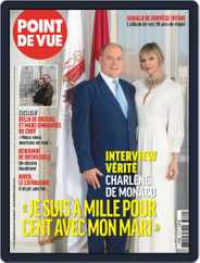 Point De Vue Magazine (Digital) Subscription January 20th, 2021 Issue