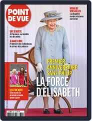 Point De Vue Magazine (Digital) Subscription June 16th, 2021 Issue