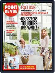 Point De Vue Magazine (Digital) Subscription June 23rd, 2021 Issue
