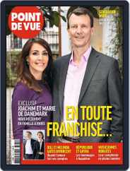Point De Vue Magazine (Digital) Subscription May 18th, 2021 Issue