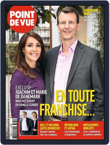 Point De Vue Magazine (Digital) May 18th, 2021 Issue Cover