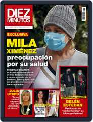 Diez Minutos Magazine (Digital) Subscription March 3rd, 2021 Issue