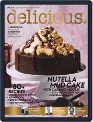 delicious Magazine (Digital) Subscription April 1st, 2021 Issue