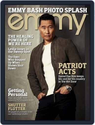 Emmy Magazine (Digital) October 1st, 2021 Issue Cover