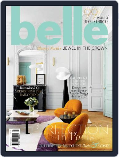 Belle Magazine (Digital) May 1st, 2021 Issue Cover