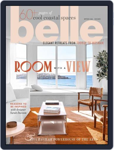 Belle Magazine (Digital) November 1st, 2021 Issue Cover