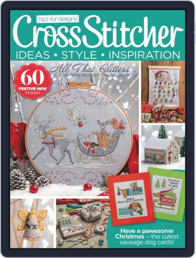 CrossStitcher Magazine (Digital) November 1st, 2020 Issue Cover