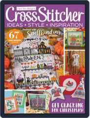 CrossStitcher Magazine (Digital) Subscription October 1st, 2020 Issue