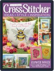 CrossStitcher Magazine (Digital) Subscription August 1st, 2021 Issue