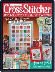 CrossStitcher Magazine (Digital) Subscription February 1st, 2021 Issue