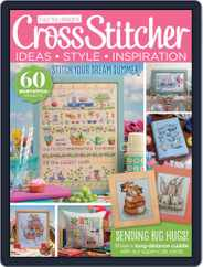 CrossStitcher Magazine (Digital) Subscription June 1st, 2021 Issue