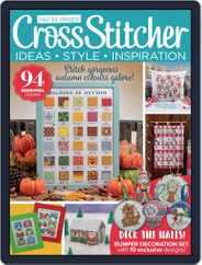 CrossStitcher Magazine (Digital) Subscription November 1st, 2021 Issue