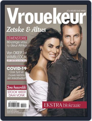 Vrouekeur (Digital) May 29th, 2020 Issue Cover