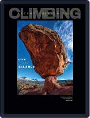 Climbing Magazine (Digital) Subscription March 30th, 2021 Issue