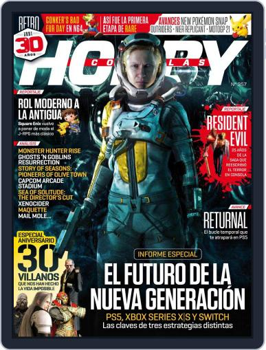 Hobby Consolas Magazine (Digital) April 1st, 2021 Issue Cover