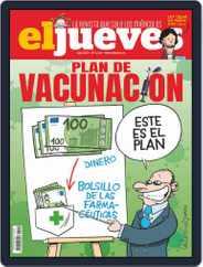 El Jueves Magazine (Digital) Subscription November 24th, 2020 Issue