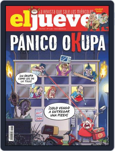 El Jueves Magazine (Digital) September 15th, 2020 Issue Cover