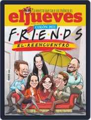 El Jueves Magazine (Digital) Subscription June 8th, 2021 Issue