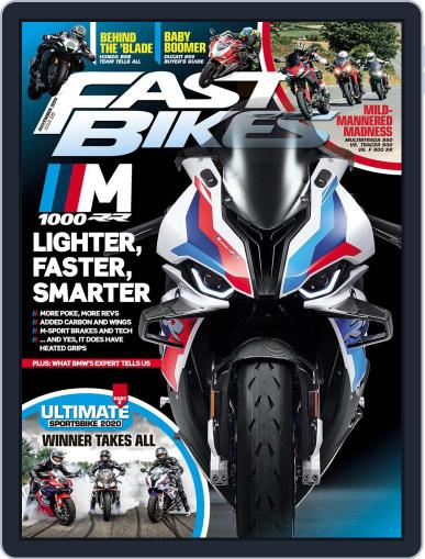 Fast Bikes Magazine (Digital) November 1st, 2020 Issue Cover