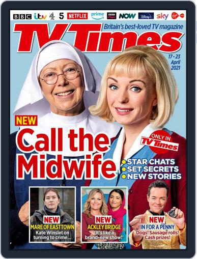 TV Times Magazine (Digital) April 17th, 2021 Issue Cover