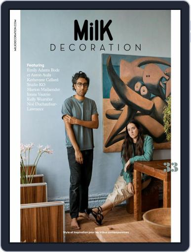 Milk Decoration Magazine (Digital) September 1st, 2020 Issue Cover