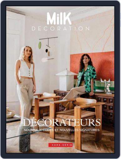 Milk Decoration Magazine (Digital) October 1st, 2021 Issue Cover