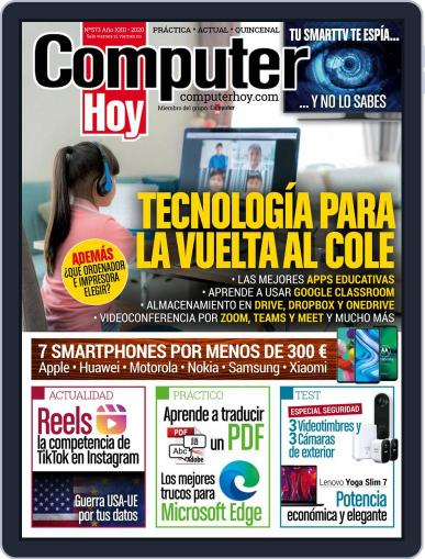 Computer Hoy Magazine (Digital) September 17th, 2020 Issue Cover