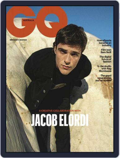 GQ Australia Magazine (Digital) July 1st, 2020 Issue Cover