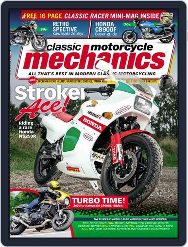 Classic Motorcycle Mechanics Magazine (Digital) October 1st, 2020 Issue Cover