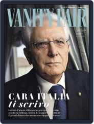 Vanity Fair Italia Magazine (Digital) Subscription May 27th, 2021 Issue