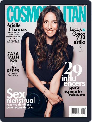 Cosmopolitan México Magazine (Digital) September 1st, 2020 Issue Cover