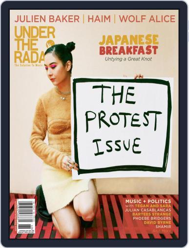 Under the Radar Magazine (Digital) March 1st, 2021 Issue Cover