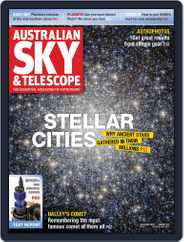 Australian Sky & Telescope Magazine (Digital) Subscription July 1st, 2021 Issue