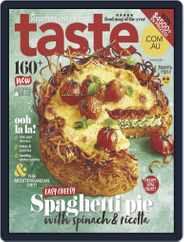 Taste.com.au Magazine (Digital) Subscription August 1st, 2021 Issue