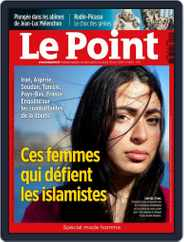 Le Point Magazine (Digital) Subscription June 10th, 2021 Issue
