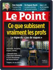 Le Point Magazine (Digital) Subscription March 4th, 2021 Issue