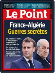 Le Point Magazine (Digital) Subscription October 14th, 2021 Issue