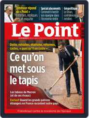 Le Point Magazine (Digital) Subscription September 16th, 2021 Issue