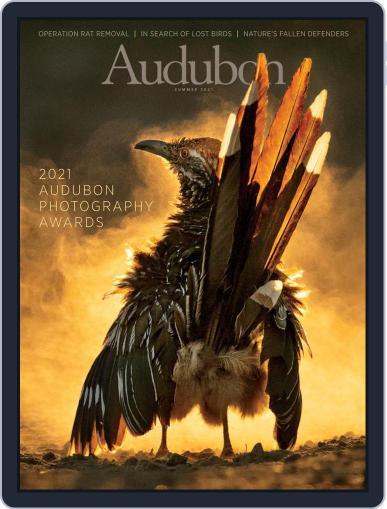 Audubon Magazine (Digital) June 30th, 2021 Issue Cover