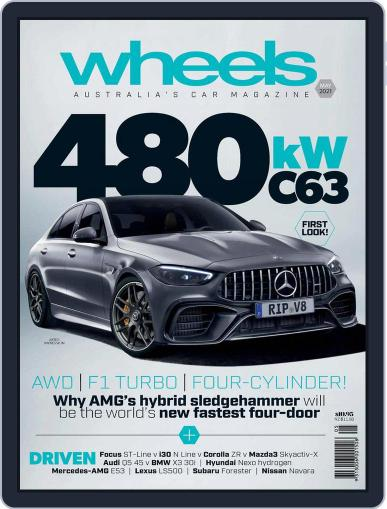 Wheels Magazine (Digital) May 1st, 2021 Issue Cover