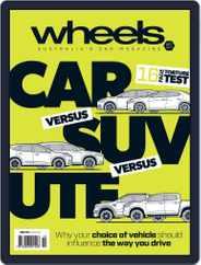 Wheels Magazine (Digital) Subscription October 1st, 2021 Issue