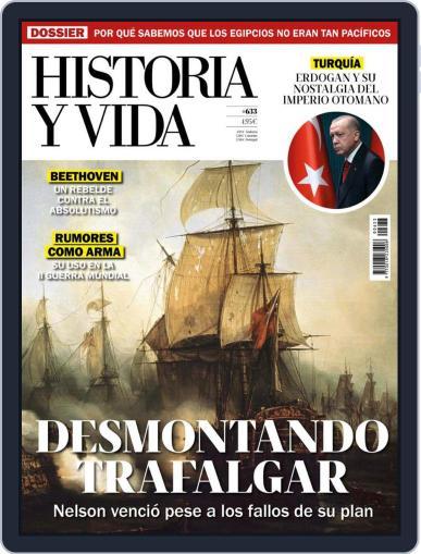Historia Y Vida Magazine (Digital) December 1st, 2020 Issue Cover