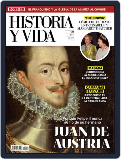 Historia Y Vida Magazine (Digital) November 1st, 2020 Issue Cover