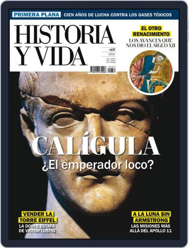 Historia Y Vida Magazine (Digital) April 1st, 2021 Issue Cover