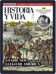 Historia Y Vida Magazine (Digital) Subscription February 1st, 2021 Issue